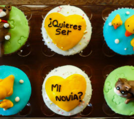 cupcakes personalizados caprichitos dulces