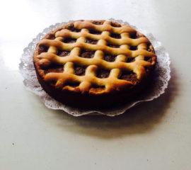 kuchen de manzana caprichitos dulces