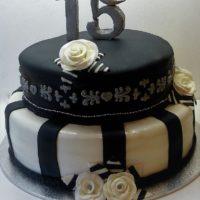 torta aniversario caprichitos dulces