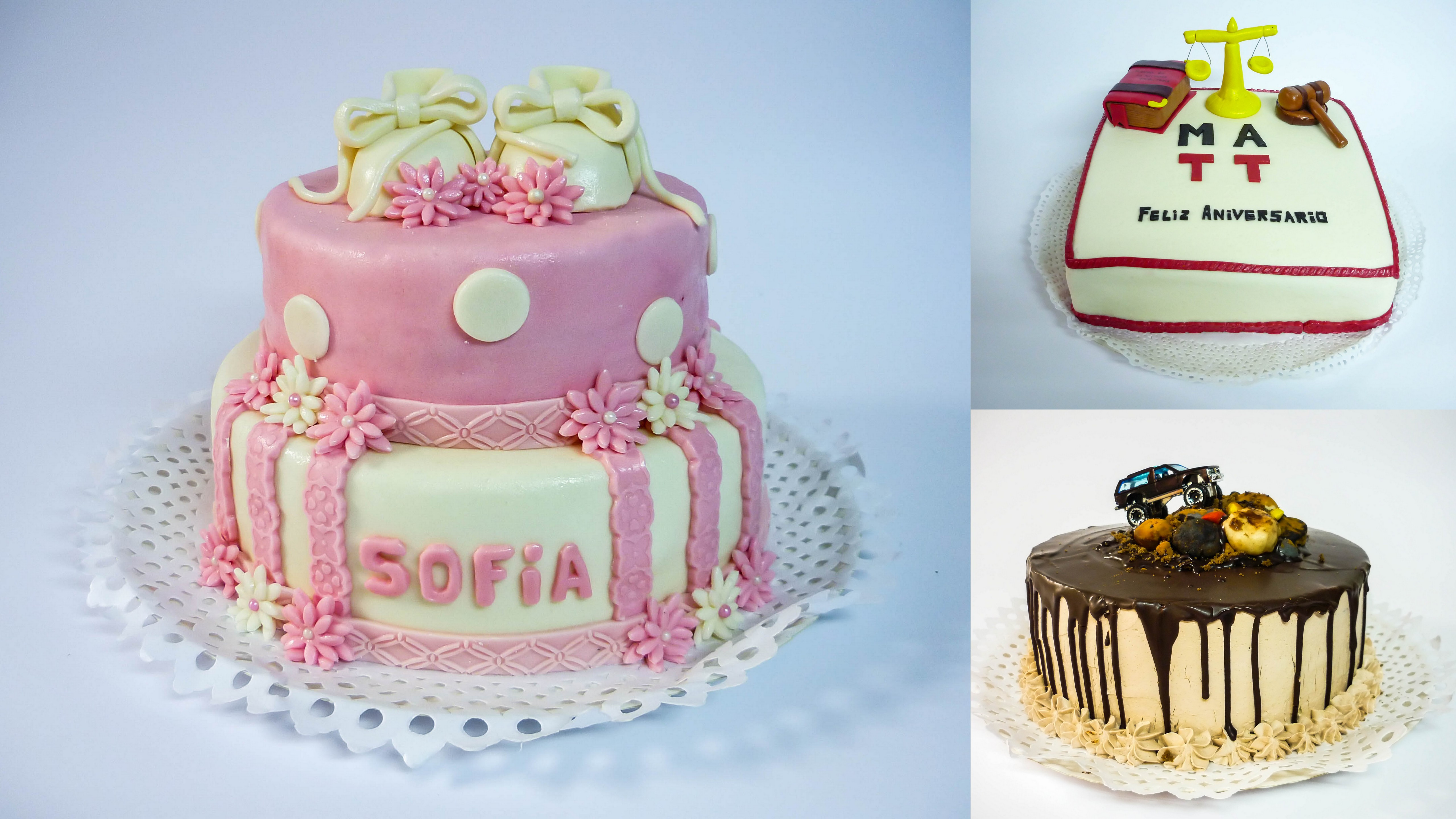 tortas personalizadas caprichitos dulces