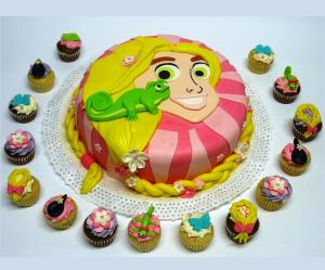 torta-enredados-tangled-caprichitos-dulces