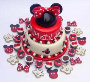 torta-minnie-caprichitos-dulces